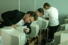 Создание кабинета ИКТ